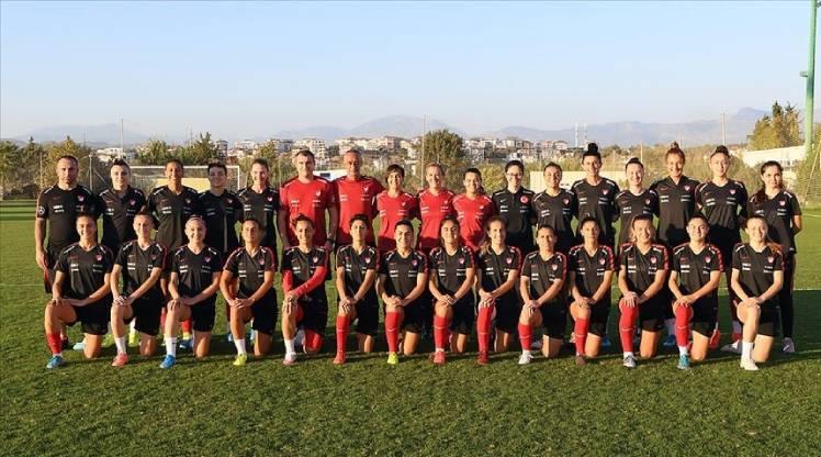A Milli Kadın Futbol Takımı'nın rakipleri belli oldu