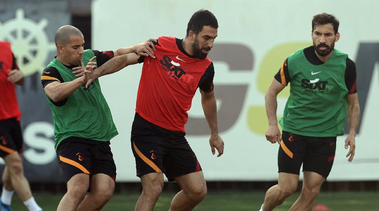 Galatasaray 5 eksikle başkentte