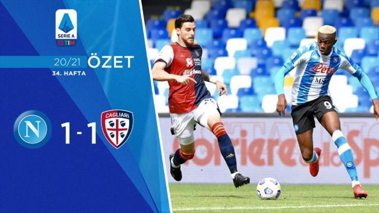 ÖZET | Napoli 1-1 Cagliari