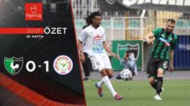 ÖZET | Y. Denizlispor 0-1 Ç. Rizespor