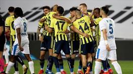İZLE | Fenerbahçe maça golle başladı
