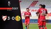 ÖZET   B. Boluspor 3-0 Eskişehirspor