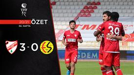 ÖZET | B. Boluspor 3-0 Eskişehirspor