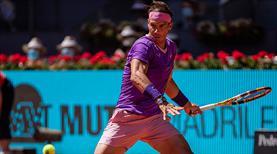Nadal, Madrid Açık'a veda etti!