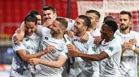 Göztepe 0-1 İ.H. Konyaspor