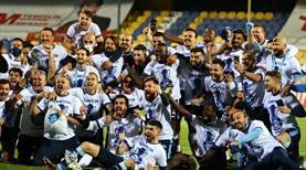 Adana Demirspor'da Süper Lig coşkusu
