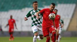 Bursaspor - Keçiörengücü maçının ardından