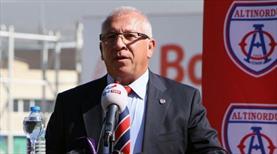 """""""Altınordu'nun Süper Lig'e çıkmasını istemiyorum"""""""