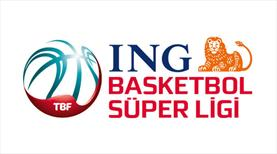 ING Basketbol Süper Ligi'nde normal sezon tamamlandı
