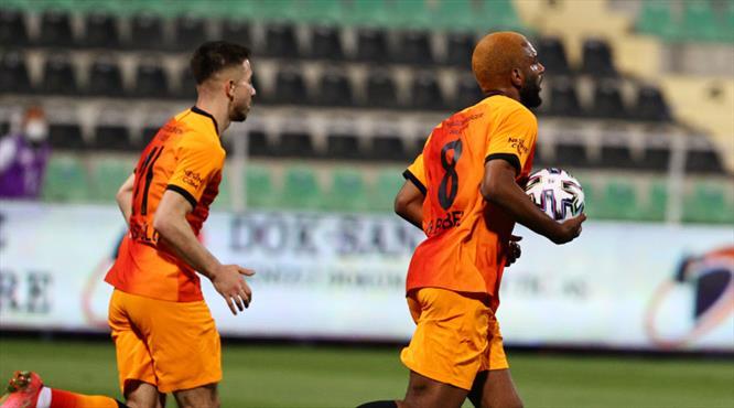 İZLE | Babel önce penaltıyı aldı, sonra golü attı