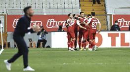 İZLE| Karagümrük'ün galibiyet golü Borini'den