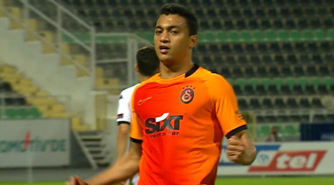 İZLE | Mostafa Mohamed yine attı!