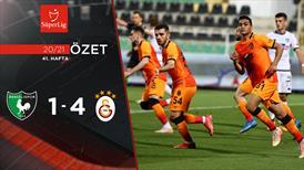 ÖZET | Y. Denizlispor 1-4 Galatasaray