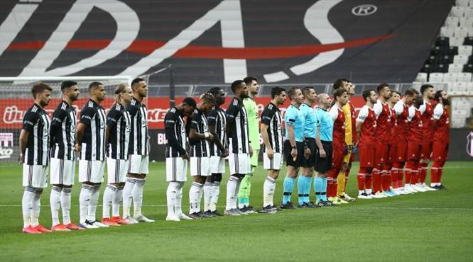 Beşiktaş - F.Karagümrük maçının notları