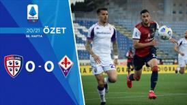 ÖZET | Cagliari 0-0 Fiorentina