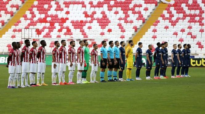 DG Sivasspor - Kasımpaşa maçının ardından