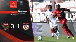 ÖZET   A.Hatayspor 0-1 Gaziantep FK