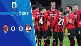 ÖZET | Milan 0-0 Cagliari
