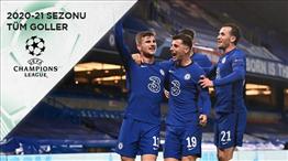 İZLE | Chelsea'yi finale taşıyan goller