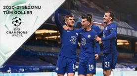 İZLE   Chelsea'yi finale taşıyan goller