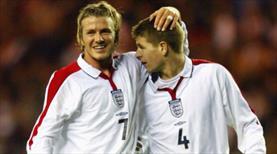 Şöhretler Müzesi'nin son üyeleri Beckham ve Gerrard