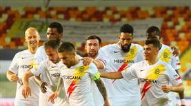 Yeni Malatyaspor'da sezonun Z raporu