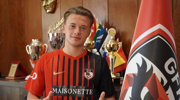 Gaziantep FK'dan Kobylianskyi'ye 5 yıllık sözleşme