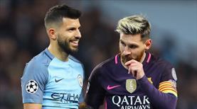 Agüero ile Messi kavuşuyor!