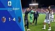 ÖZET | Juventus, Şampiyonlar Ligi biletini kaptı