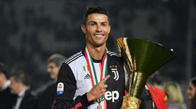 Ronaldo sosyal medyada zirveyi bırakmıyor