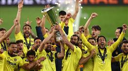 İZLE   Villarreal şampiyonluğunu coşkuyla kutladı!