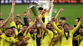 İZLE | Villarreal şampiyonluğunu coşkuyla kutladı!