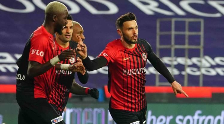 Gaziantep FK, Vetrih ile sözleşme yeniledi