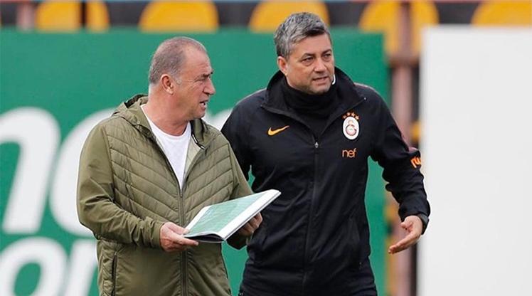 Galatasaray'da bir veda daha