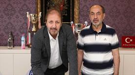 Ankaraspor'da Taner Taşkın dönemi