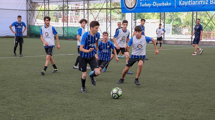 Inter'den Diyarbakır'a akademi