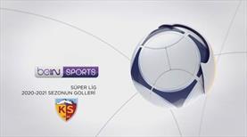 HK Kayserispor'un bu sezon attığı tüm goller