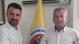Menemenspor'da yeniden Cenk Laleci dönemi