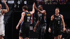 Nets'ten Bucks'a 49 sayı fark