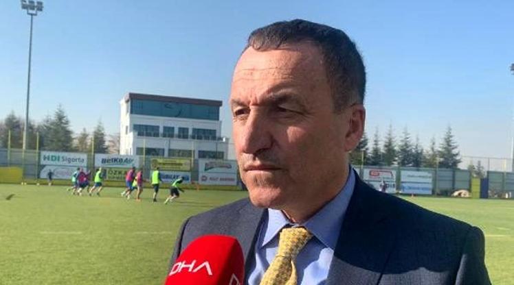 """""""Ankaragücü'nün artık önü açık"""""""