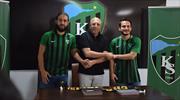 Kocaelispor'dan iki transfer