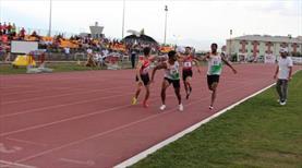 Erzurum'da Bayrak Şampiyonası heyecanı
