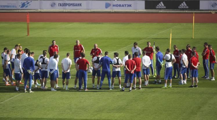 Rusya Milli Takımı'nda Kovid-19 vakası