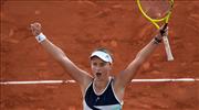 Fransa Açık'ta zafer Krejcikova'nın oldu