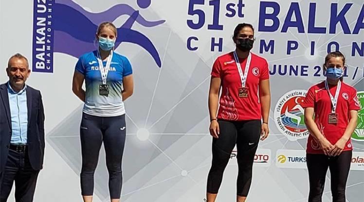 Balkan Atletizm Şampiyonası'na Türkiye damgası