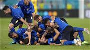 Lider İtalya 3 golle turladı: 3-0
