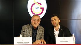 Emre Taşdemir'in sözleşmesi uzatıldı