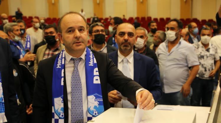 BB Erzurumspor'da Düzgün güven tazeledi