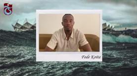 Koita'dan bordo-mavili taraftarlara mesaj