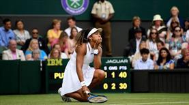 Osaka, Wimbledon'dan çekildi